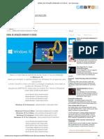 Serial de Ativação Windows 10