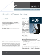 Lifting Plant LP Briefing