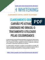 CLAREAMENTO DENTAL -  CLAREAMENTO DENTARIO FUNCIONA - CLAREAMENTO FUNCIONA MESMO - [ LEIA MAIS ]