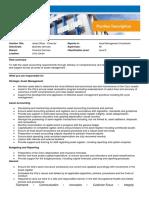 Job Description 4670150