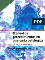 Manual de Procedimientos Anatomia Patologica_booksmedicos.org.pdf