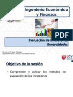 T11.1 INGECO - UCV - Evaluación de Inversiones.pdf