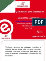 Embases y Embalajes de Exportacion