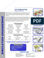 Simulation Engineering