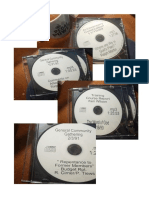 Four Presentations to the Word of God 1989 - 1991