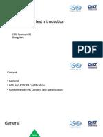 Session 10-3 Conformance Test Introduction -GTE ZN 按模板修改 钟楠