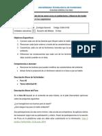 Modulo 2 Organizacion de Los Seres Vivos