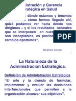 Administracion y Gerencia Estrategica.1