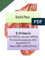 Brachial Plexus by Dr Chaman Lal PT CK