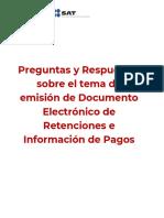 RETENCION DE PAGOS