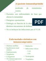 T 13 I. en Inmunodeprimidos
