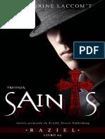 Raziel (Trilogia Saints - Livro 2) - Katherine Laccomt