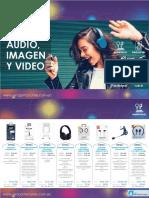 Catálogo Audio y Video p2