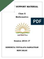 xth Maths