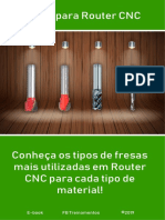 eBook Tipos de Fresas Router Cnc