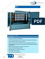 Lucy Switchgear LV Outdoor Fused Distribution Cabinet
