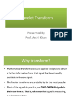 Wavelet transform.ppt