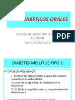 antidiabeticos orales