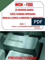 Productividad Parte i