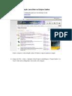 Criando uma aplicação Java Web no Eclipse Galileo