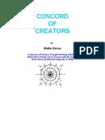 The Concord of Creators - Walter DeVoe Pdf.pdf