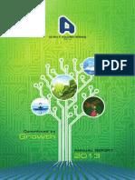 Ae Multi Holding Bhd - Annual Report - 2013