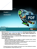 Ansys 12.0 Workbench