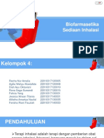 Biofarmasetika Sediaan Inhalasi A
