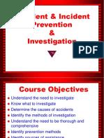Accident Investigation 3 2