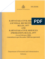 Karnataka land revenue act