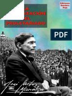 La Organizacion Del Proletariado