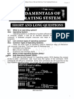 Chapter 2 - Fundamentals of Operating System _ Notes