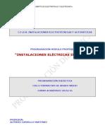 Programacion Modulo Instalaciones Electricas Interiores