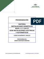 Programacion 2gm Iea Instalaciones Domóticas