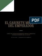 Gabinete médico del emperador (National Geographic)