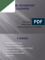 Four Quadrant Chopper