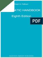 Diplomatic Handbook