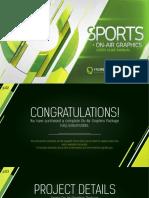 Sports Graphics Tutorial