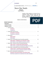 Table of Contents - Save Our Souls Hungaria