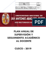 Plan de Supervision 2019 17 Julio
