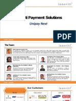 Innoviti UniPay Next Product Details_Feb19