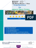 Star Rating for Garbage Free Cities - Toolkit