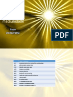 Estudo e Prática Da Mediunidade-novo Cronograma