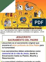 Charla de Sacramentos y Bautizo