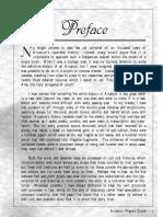 Arcanum Manual