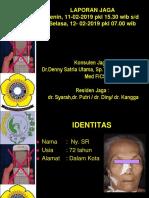 New Lapjag Sri Rahayu Trakeos-syarah