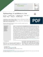 Epidemiology of Urolithiasis in Asia