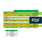 Jadwal Pengajian D.U