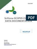 Scopus Custom Data Documentation v4