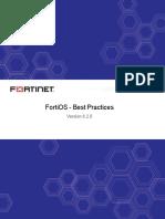 FortiOS 6.2.0 Best Practices